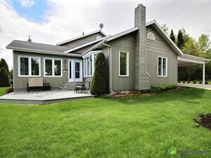 409 000$ - Maison à paliers multiples à vendre à St-Félicien