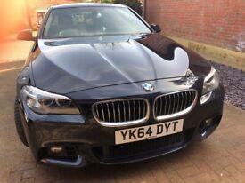 image for BMW, 5 SERIES, Saloon, 2014, Semi-Auto, 1995 (cc), 4 doors