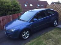 2005 Ford Focus 1.6 ZETEC climate