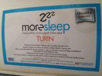 Double Bed Brand New Mattress/Divan Set