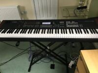 Yamaha MOXF8 In Mint Condition MOX F 8 Keyboard - Immaculate !