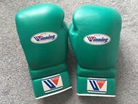 Winning boxing gloves 14oz 100% genuine