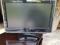 18 inch portable Toshiba TV with DVD
