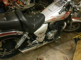 Honda shadow 1985 price reduced