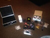 Tattoo kit, 4guns. Excellent condition