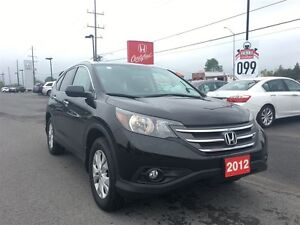 2012 Honda CR-V Touring 4WD (2)