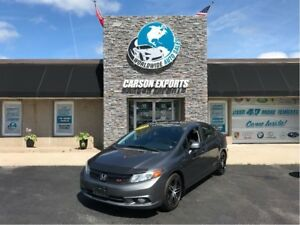 2012 Honda Civic Si IN VERY GOOD CONDITION!!