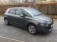 2016 (66) Citroen C4 Picasso 1.6 BlueHDI Exclusive + Automatic