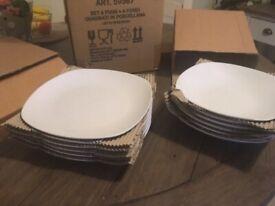 New Dinner plates & Bowls