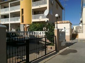 2 Bedroom Apartment Available for rent in Cabo Roig / La Zenia Costa Blanca Spain