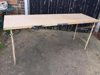 I have a few new Pasting tables market tables £7 each