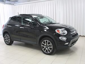 2017 Fiat 500X AWD!  Remote Start! Sunroof! Back-Up Cam! & Much