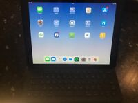 """iPad Pro 12.9"""" Space Grey Boxed with Apple Smart Keyboard"""