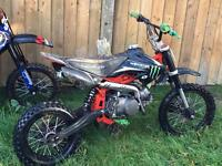 110cc GB PitBike New Engine