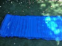 Aldi self inflating camping mat/mattress