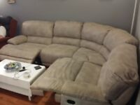 Guvnor Recliner left or right Corner Sofa and Recliner Chair