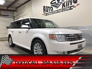 2010 Ford Flex SEL / All Wheel Drive / 7-Passanger / Financing