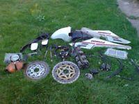 Yamaha FJ1200 and Suzuki GSX1100G spares