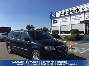 2016 Chrysler Town & Country Touring|B.up Camera|Leather|Heated