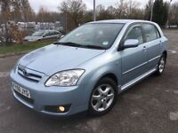 TOYOTA COROLLA 1.4 = NEWER SHAPE = £1690 ONLY =