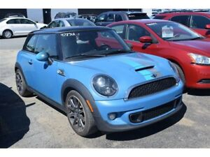 2012 MINI Cooper S BAYSWATER CUIR TOIT PANO