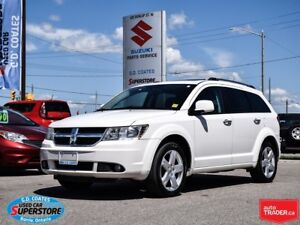 2010 Dodge Journey R/T AWD ~Heated Leather ~Power Moonroof