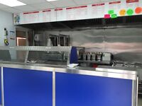 Established Fish & Chip Shop for sale, Business Or free hold, Priced for quick sale.
