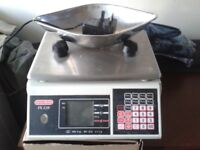 retail wiaght scales avery berkel max 6kg min20g