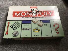 Monopoly original board game 1996