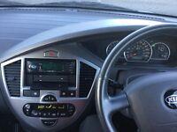 Automatic Kia careens for sale. £1,250.........58k miles