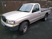 Mazda B2500 Pick Up 4x4 single cab Ford Ranger