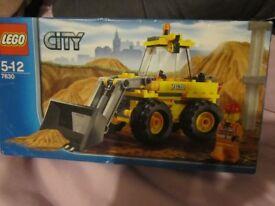 lego city front loader,new