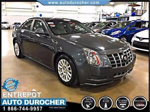 2012 Cadillac CTS Sedan CUIR TOUT ÉQUIPÉ AUTOMATIQUE 4X4