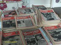 boxing news magazines
