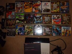 ps3 and 21 games playstation 3 still available due to timewaster