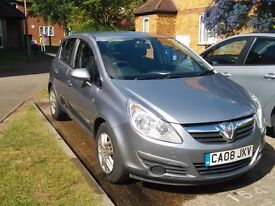 Vauxhall Corsa Automatic Petrol 1.4 in Good condition and low mileage 34300