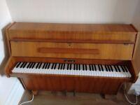 Zender Upright Piano, 85 Keys (used)