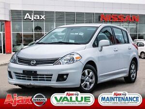 2012 Nissan Versa 1.8 SL*Value Priced*Sunroof