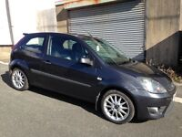 Ford Fiesta 1.6 Zetec S TDCI 3DR 93000 miles (56 plate)