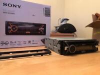 Sony Xplod 55wx4 car stereo