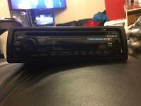 Sony CD player AUX USB FULLY WORK