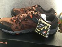 New Men's Merrill All Out Blaze Gore-Tex Shoes