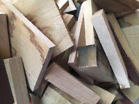 Hard Wood / Fire Wood (3 Bags)