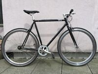 BARELY USED 6KU NEW YORK - FIXIE & SINGLE SPEED BIKE in great condition