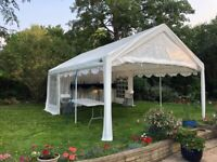 Sunshine Marquee Hire - gazebo - party tent - tables & chairs - events