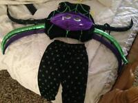 Spider dressing up costume