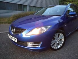 2008 MAZDA 6 TS2 ESTATE 2.0 DIESEL NOT FORD FOCUS MONDEO VW GOLF POLO VAUXHALL ASTRA VECTRA