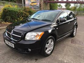 Stunning 2006 56 Dodge Caliber 2.0Sxt Diesel 5Dr **2 Owners+Only 46000+1 Years Mot+Full Leather**
