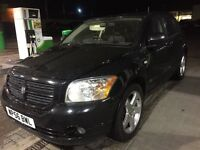 Dodge Caliber 56 74 k 6 speed diesel mint top of the range