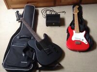 Immaculate full size electric guitar